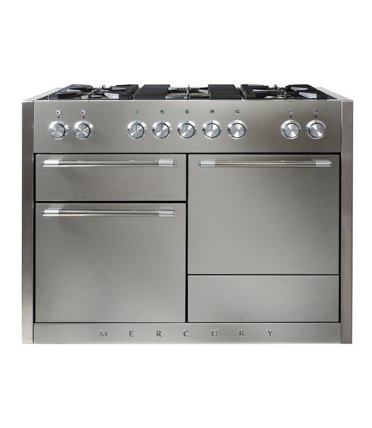 Mercury 1200 Range Cooker - Dual Fuel