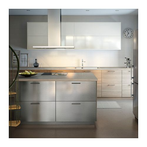 Ikea Uk Stainless Steel Kitchen Cabinets: 7 Best Ikea Grevsta Images On Pinterest