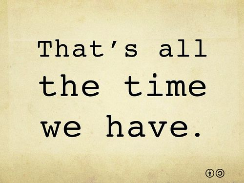 That's all the time we have - Ron Mader