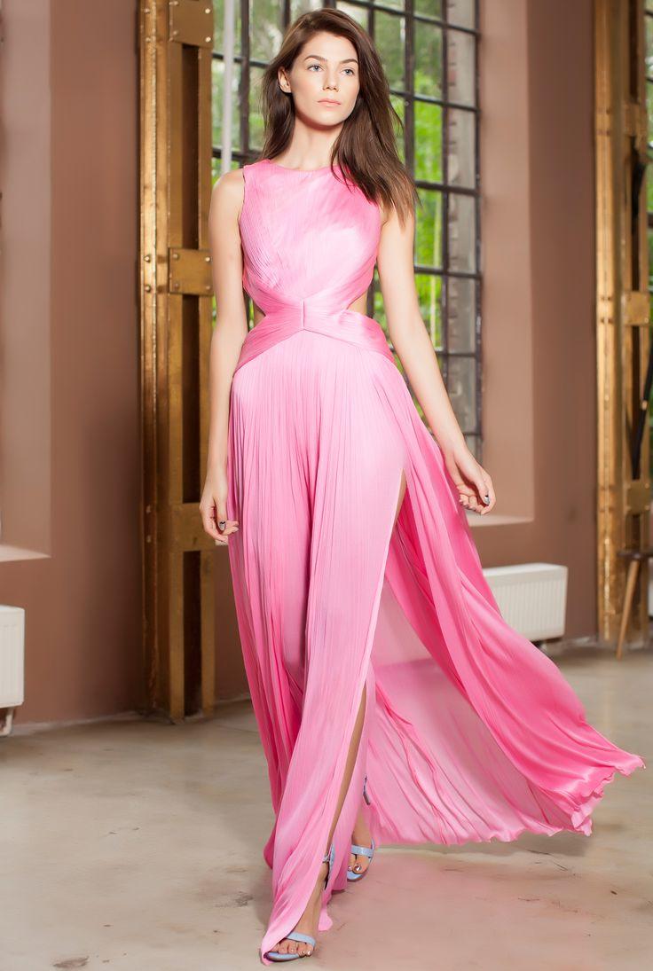 MANU gown /Spring-Summer '15