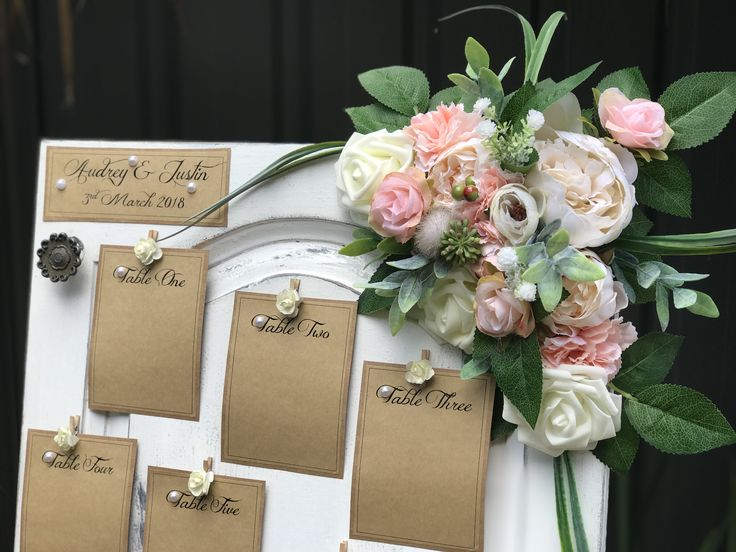 Rustic table seating plans with unique inspiration