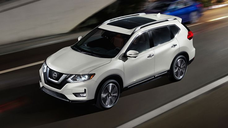 Explore the versatility of the all-new 2017 Nissan Rogue, equipped with 3-rows of seating for 7 passengers and 70.0 cubic feet of cargo space.