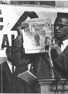 malcom x learning to read What were his first steps into learning how to read and his first obstacle.