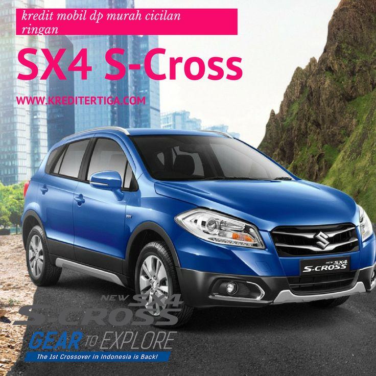 Harga Kredit Suzuki S Cross
