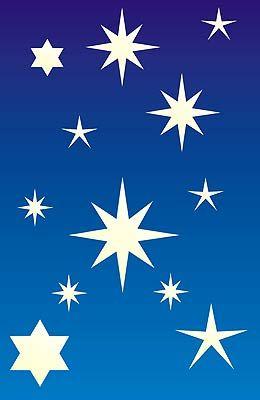 Large Star Stencil Stars Stencils hennydonovanmotif.co.uk