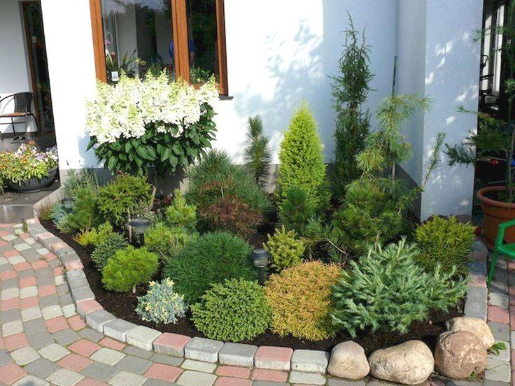 60 Beautiful Small Front Yard Landscaping Ideas Small Front Yard