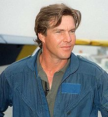 Dennis Quaid  (born April 9, 1954) is an American actor known for his comedic and dramatic roles.
