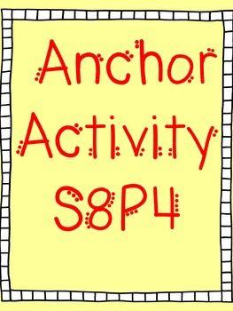 Anchor Activity  S8P4