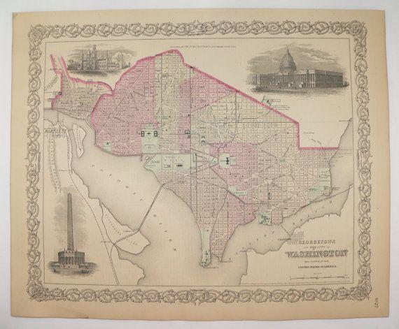 Us Capitol Map Globalinterco - Map of us washington dc