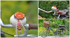 Haakpatroon Fietsbelhoesje Al even geleden haakte ik een hoesje voor mijn fietsbel.Je zag hem al eerder in deze blogpost. Het patroon uitschrijven liet echter zo lang op zich wachten dat ik de aantekeningen inmiddels kwijt was. Ik schreef het patroon … Lees verder