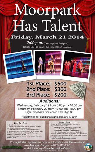 26 best Talent show images on Pinterest Silent auction baskets - talent show flyer
