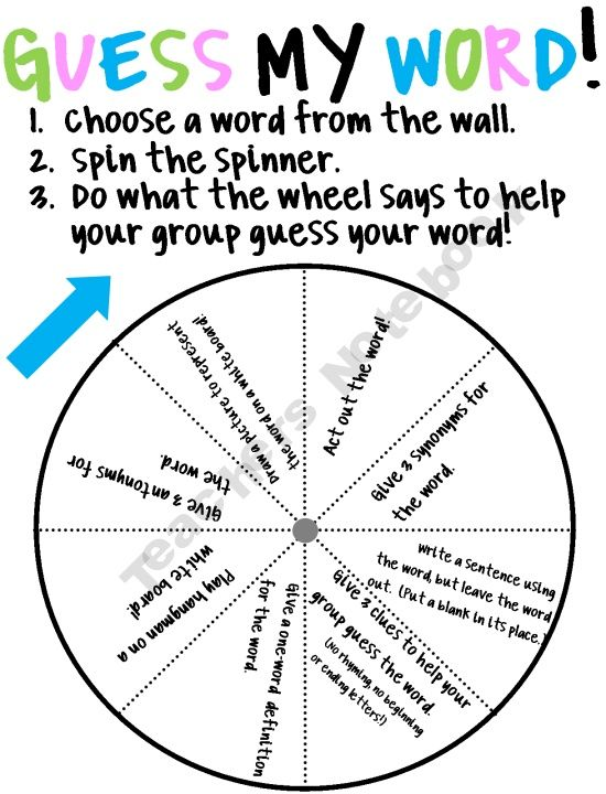 146 best images about Vocabulary Review on Pinterest | Spanish ...