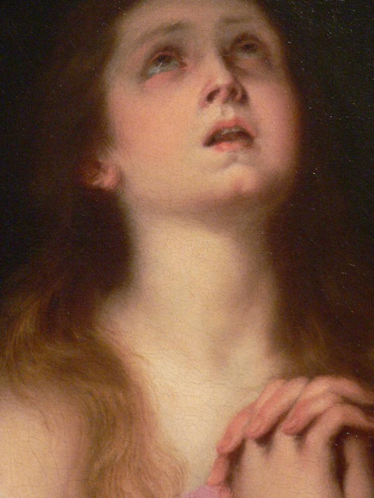 """Bartolome Esteban Murillo (1617-1682) - """"Mary Magdalene"""""""