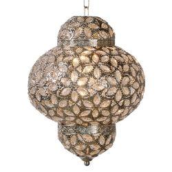 Lucide Djerba Lantaarn Hanglamp kopen? Bestel bij Fonq.be €114,95 hallway