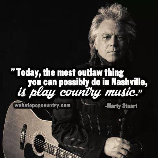 Straight Up Talk From Marty Stuart
