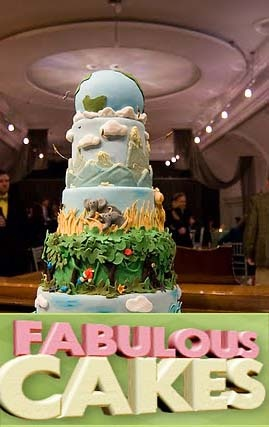 Fabulous Cakes-A show of tempting and mouth-watering cakes