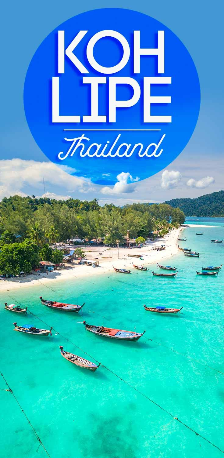 "Koh Lipe Thailand also known as the  ""Maldives of Thailand.""  Koh Lipe is the Southern most island in Thailand but the best island in Thailand in our opinion. We have put together this ultimate guide Koh Lipe Thailand to help you plan your trip to paradise. We'll cover how to get to Koh Lipe, best beaches on Koh Lipe, best restaurants on Koh Lipe, best hotels on Koh Lipe, and everything else you need to know while planning a vacation to Koh Lipe Thailand.  via @gettingstamped"