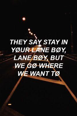 Lane Boy- Twenty One Pilots