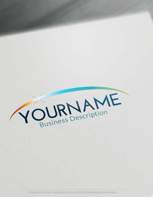 Create online Horizon Path Logo Design with Free Logo Creator