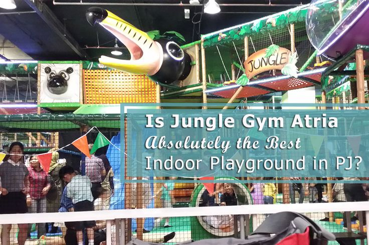 Our first and the second experience to one of the best indoor playground in Petaling Jaya for Seri's 2nd-year-old birthday and what we thought about it