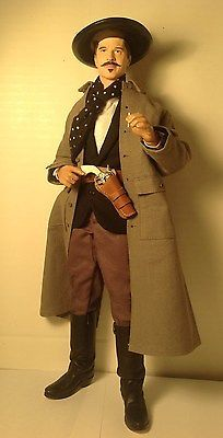 1 6 12 Quot Custom Rainman Doc Holliday Val Kilmer Tombstone