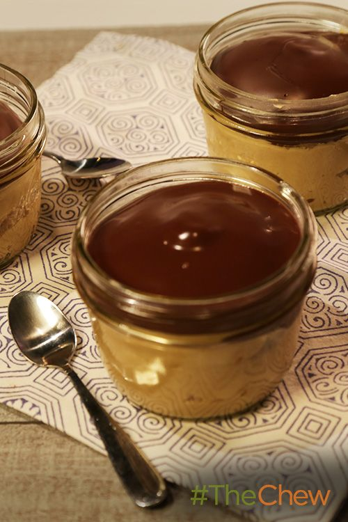 This Chocolate & Peanut Butter Mousse is perfect for a sweet treat after dinner!