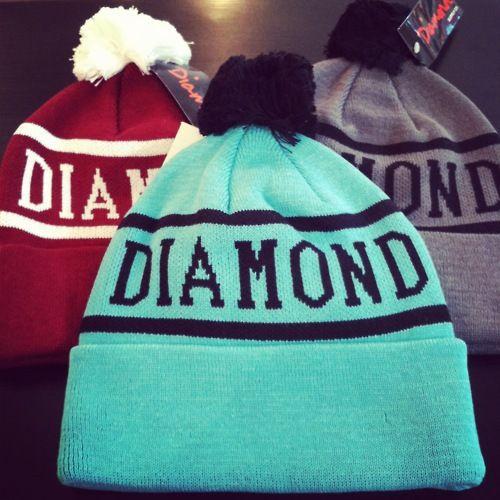 Diamond Supply Co. Hats #fashion