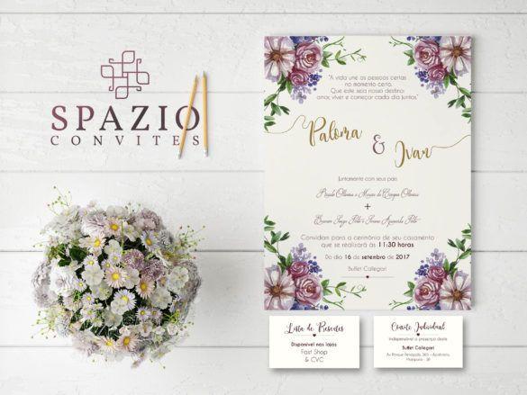 Convite de Casamento em São Paulo Loja de Convites
