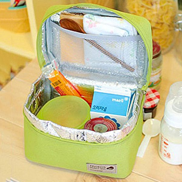 Heat Preservation Mini Lunch Bag Picnic Bag