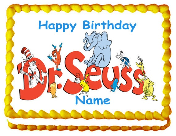 164381455118780092 on Dr Seuss Birthday Party Ideas