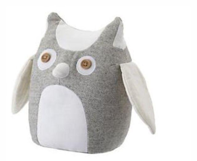 Owl door stop - Sainsburys