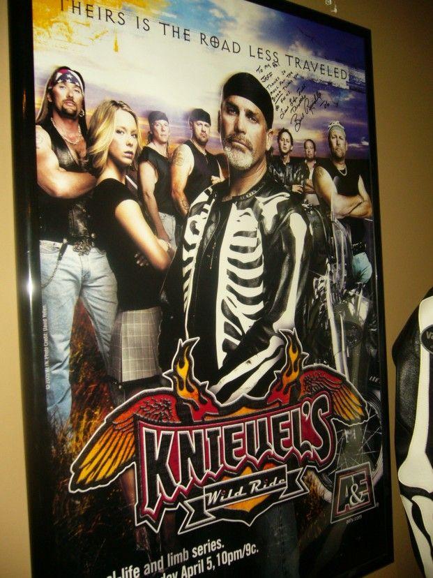 robbie knievel | Kaptain Robbie Knievel's 2006 Bones Chopper