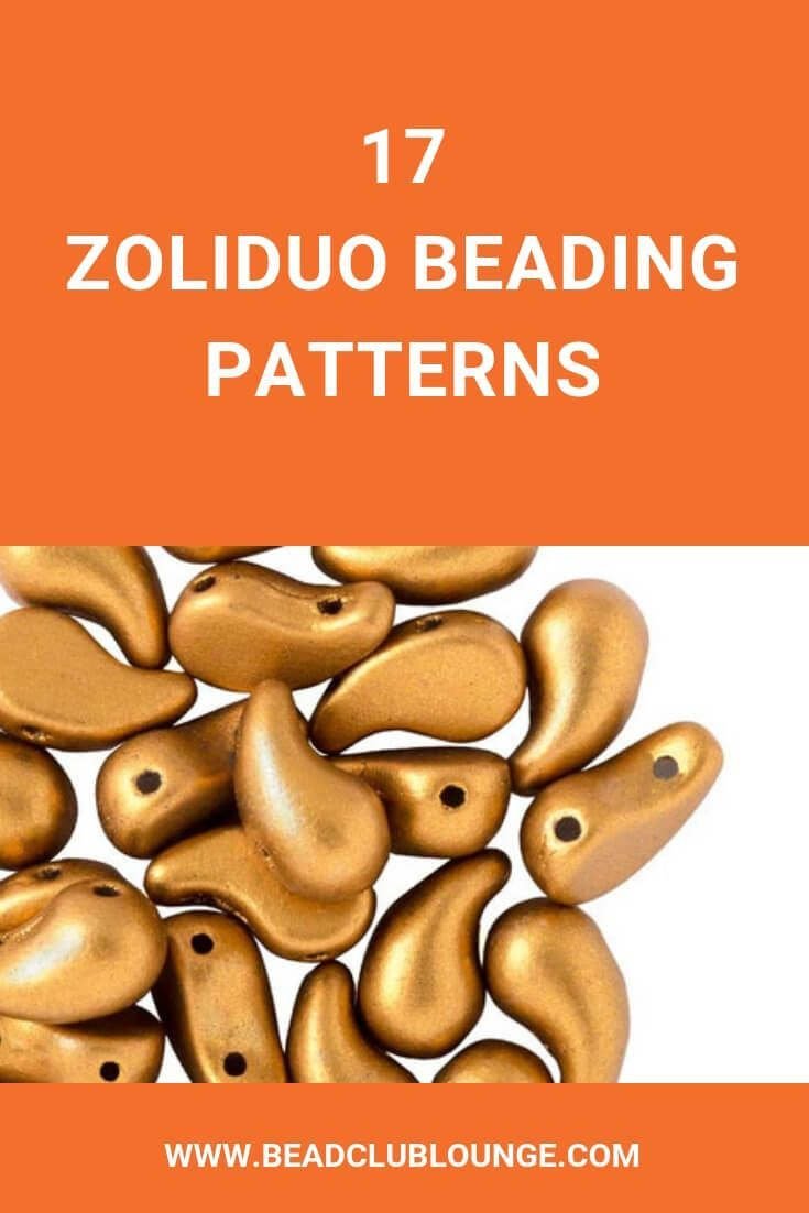 How To Use ZoliDuo Beads: 17 Stunning Beading Patterns