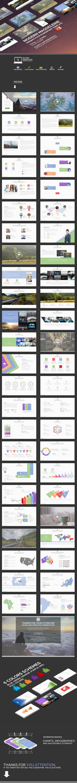 Modern Magdeleine - Business Powerpoint Template #design Download: http://graphicriver.net/item/modern-magdeleine-business-powerpoint-template/11595859?ref=ksioks