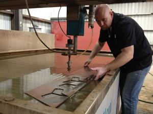 June 2012. When Scott Waycaster was hired by Permian Basin Derrick Services a little more than a year ago, his job was to build sales for the West Texas company's business.    Waycaster spent a lot of time in the shop of the Odessa-based derrick fabrication and repair company familiarizing himself with the operations and lending a hand when needed. As he learned the ropes, the new head of sales and marketing noticed a choke point in the operation.