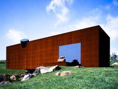 "Three Art Museums ""STONE"" | Jeju, South Korea | Itam Jun Architects"