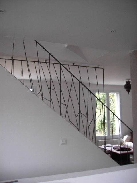 17 best images about passerelle int rieure on pinterest for Garde corps interieur