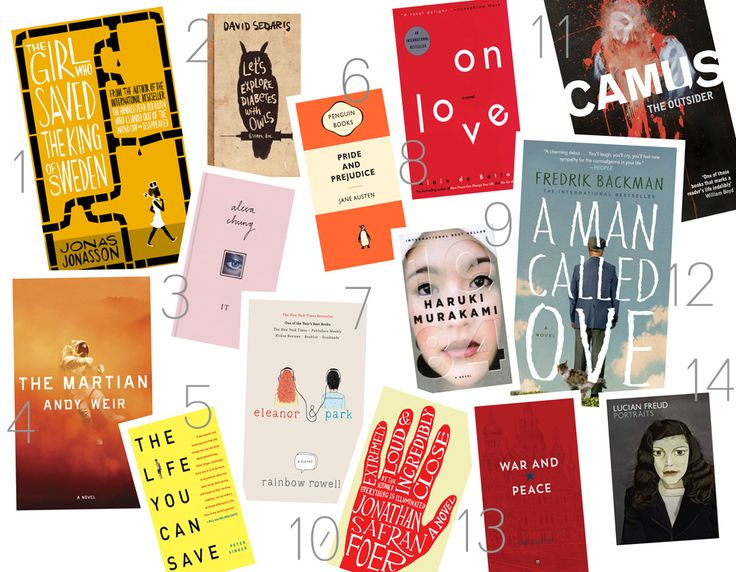 Books on my bookshelf / Paper and chic (blog)