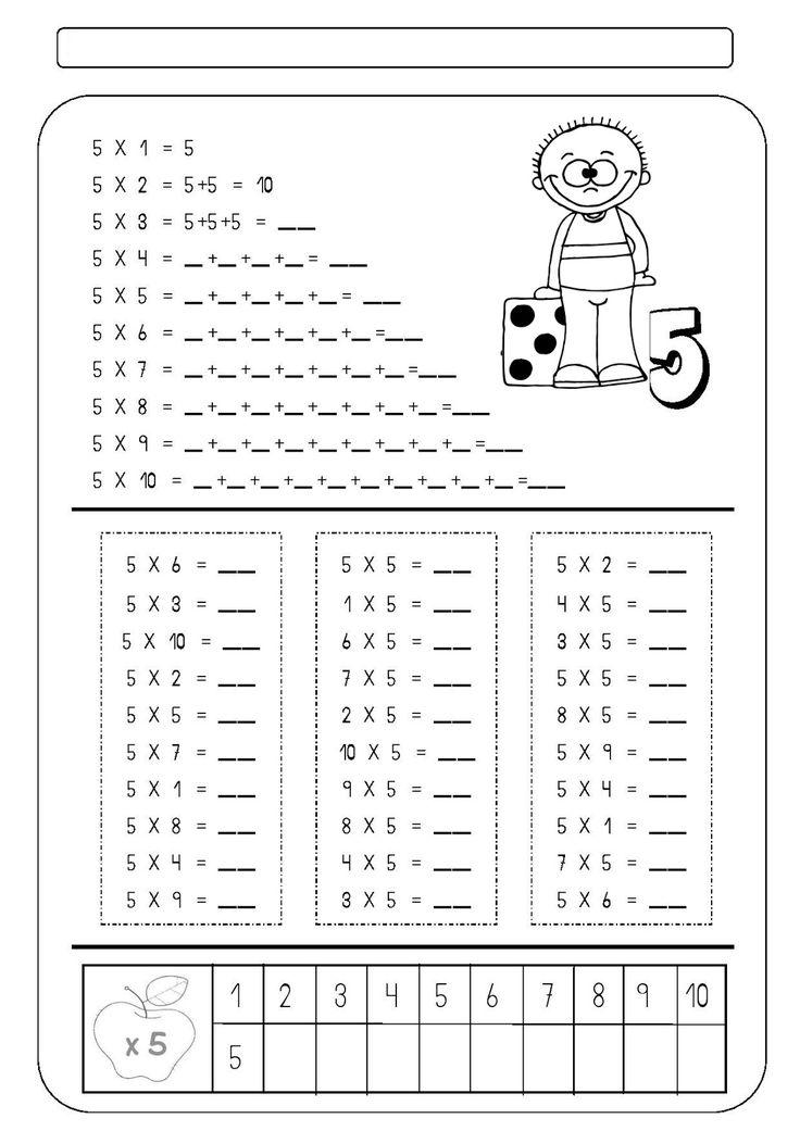 55 best matematyka images on Pinterest | The hours, Math worksheets ...