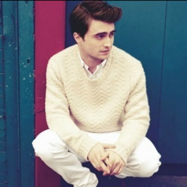 20 best daniel radcliffe images on pinterest daniel oconnell daniel radcliffe hes my hero urtaz Choice Image