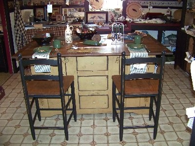 Primitive Kitchen Islands 109 best kitchens - the heart of the home images on pinterest