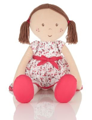 Your baby needs something to cuddle at night maybe this doll will be that special toy.