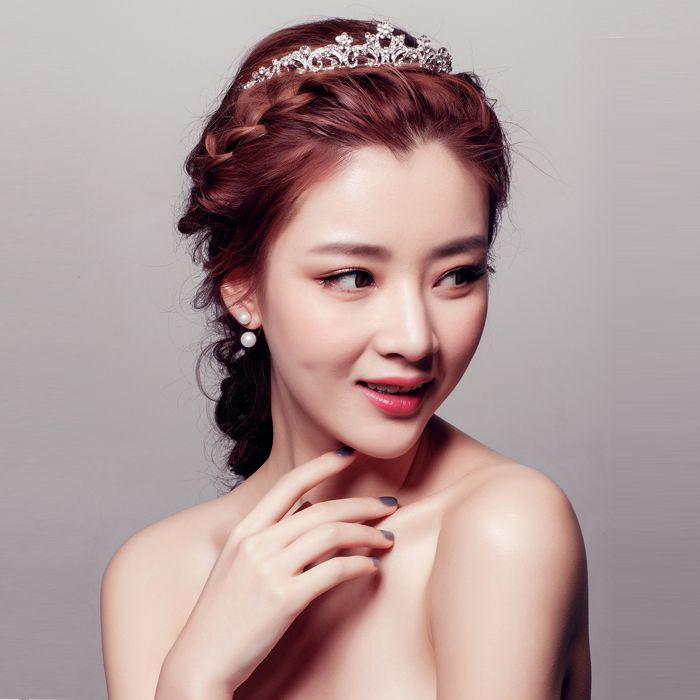 photos of different hair styles 10 best korean wedding hair images on bridal 4924