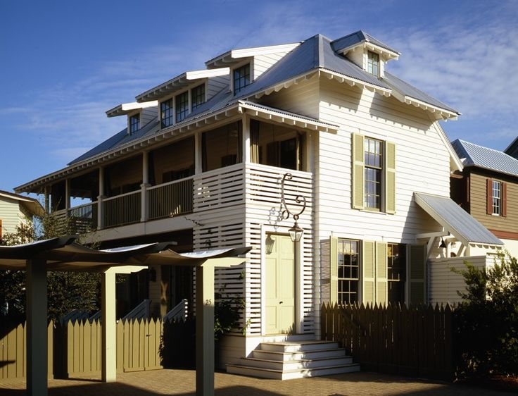 161 best images about exterior elevations on pinterest for Beach house elevations