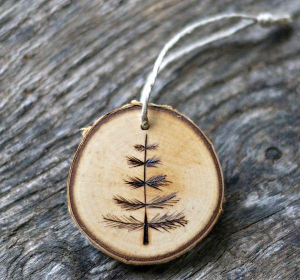 handmade ornament | cool eco-friendly handmade Christmas ornaments - The Alternative ...