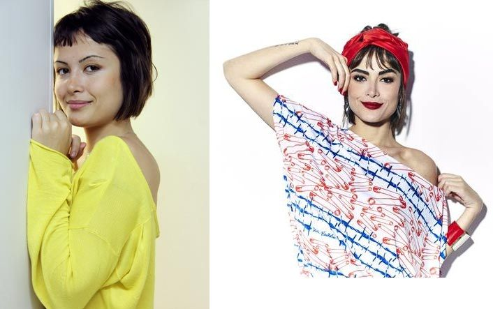 Confira o antes e depois das sobrancelhas das famosas - Maria Casadevall