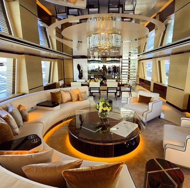 1000 Images About Yacht Boat Interior Design On Pinterest Yacht Interior Luxury Yacht