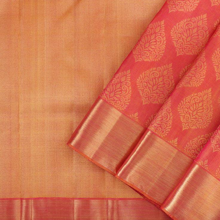 Kanakavalli Kanjivaram Silk Sari 060-01-16310 - Cover View