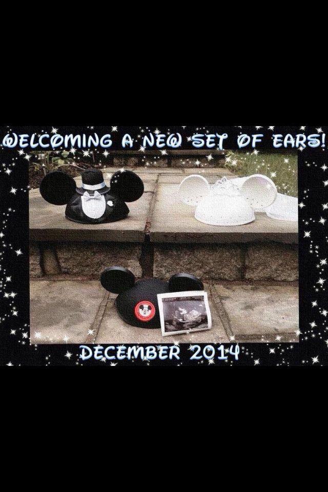 Disney baby announcement so cute