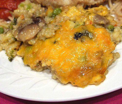 Broccoli Low-calorie Casserole